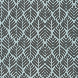 Trigo Charcoal/Turquoise von AU Maison