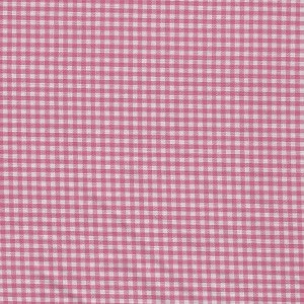 Klein karriert pink