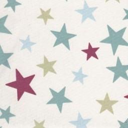 Multi Sterne Türkis Pink