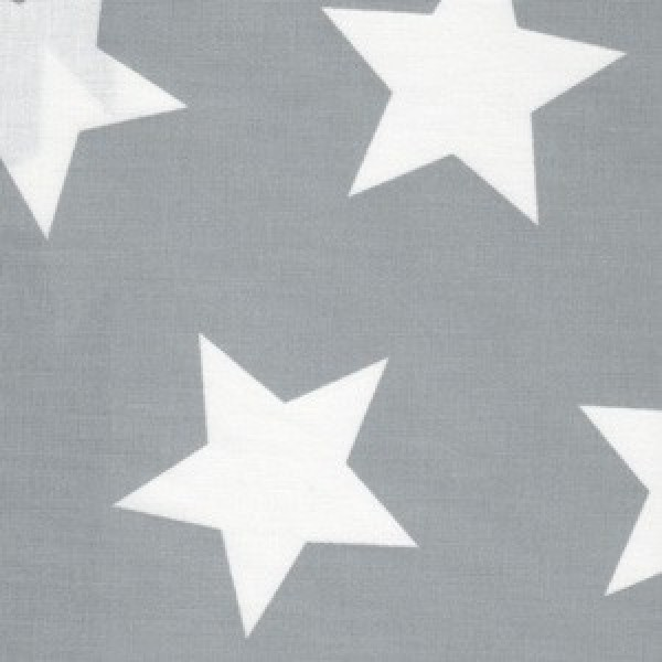 Fester Sternstoff (Big) von Au Maison, Grau