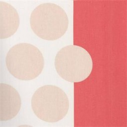 Giants Dots Coral von A.U Maison