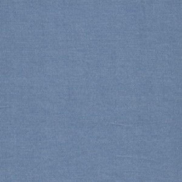 Jeansblau uni meliert