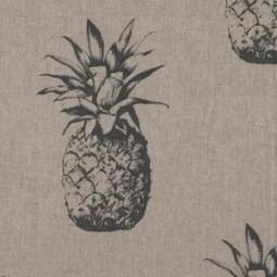 Ananas auf Leinen