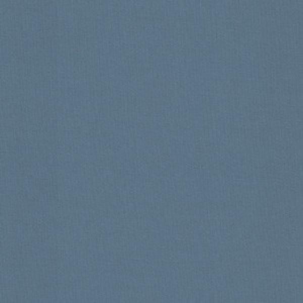Uni-Stoff Rauch-Blau kräftig, 140 cm breit