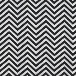 Chevron black by Camelot