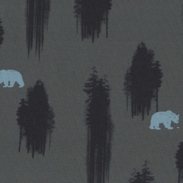 Jersey Trees and bears grey