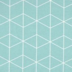 blaue Geometrie