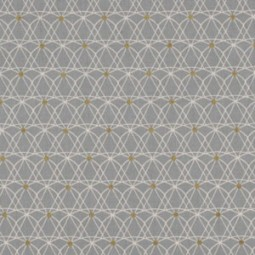Jubilee grau gold by Cotton + Steel