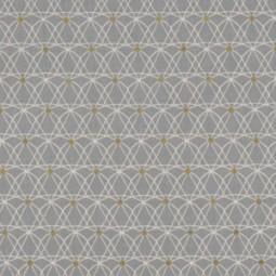 Jubilee grau gold by Cotton + Steel