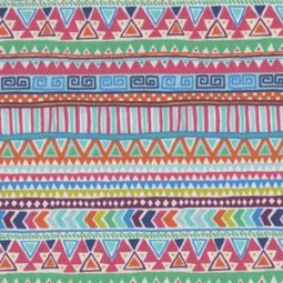 Ethnic Stripes - Hilco Kollektion