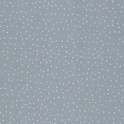 kleine Dreiecke - blau-grau
