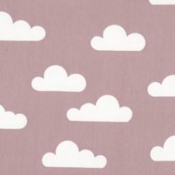 Wolken alt-lila