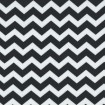 Zig Zag Jersey black and white