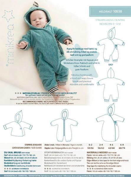 Schlafsack 0-9 Monate