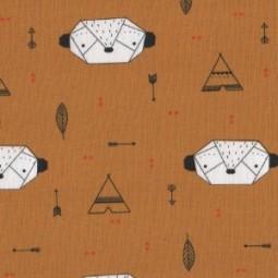 Jersey origami suricatta