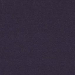 Jersey dunkel-violet meliert Baumwoll-Viscose lila