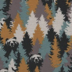 Jogging gefüttert Camouflage Bears