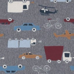 Jersey Fleet-Shirt 150 cm