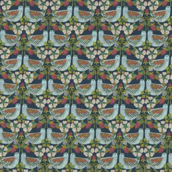 Liberty Fabric, Strawberry feast
