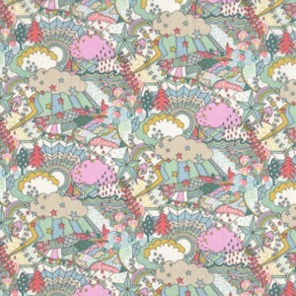 Liberty Fabric, Land of dreams