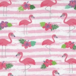 Sommer Sweat FLAMINGOS