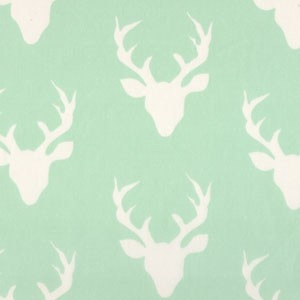 Hello Bear Buck Forest mint - Hello Bear by Art Gallery