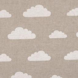 Weiße Wolken Natur