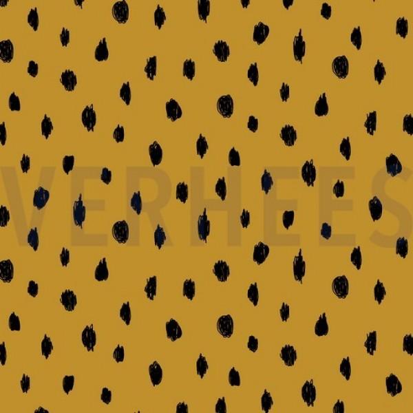 Soft Sweat Dots gelb