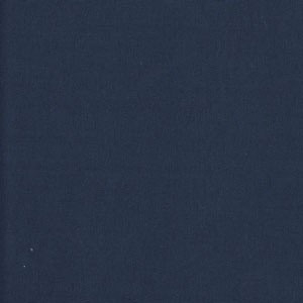 Rippenbündchen dunkel Blau