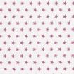 Kleine Pink Sterne auf Weiß
