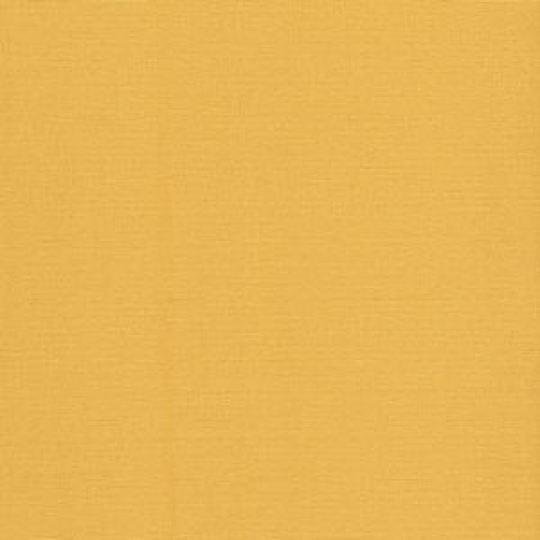 Rippenbündchen Gelb