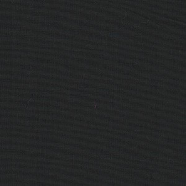 Uni-Stoff schwarz, 140 cm breit
