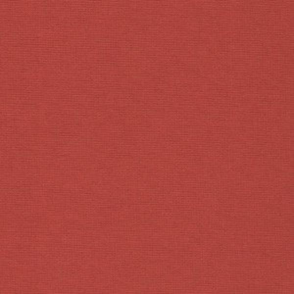 Rippenbündchen hell-rot