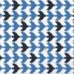 Vögel Batis Blau