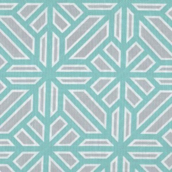 Atrium Arbor Mint - Joel Dewberry by Free Spirit