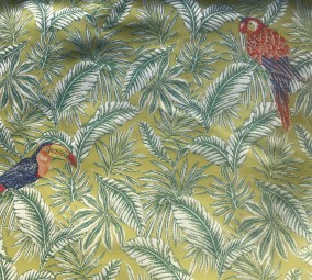 Jacquard Tropical Grün