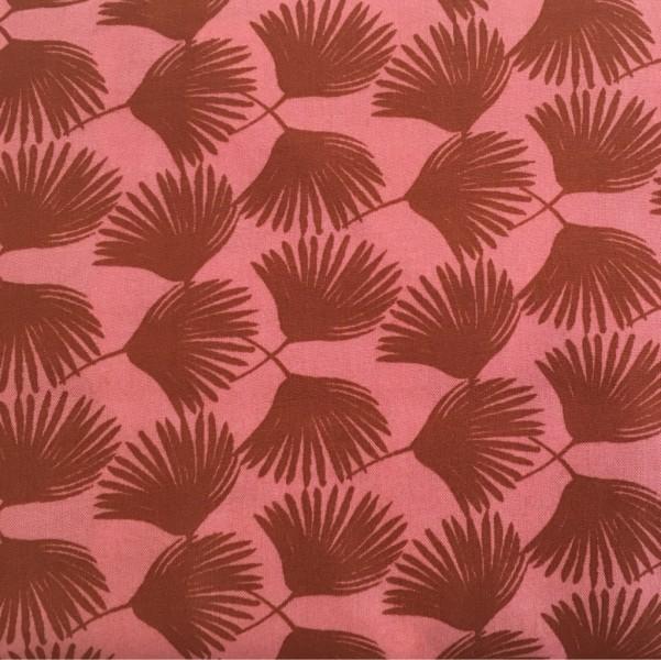 Viskose Blätter rosa