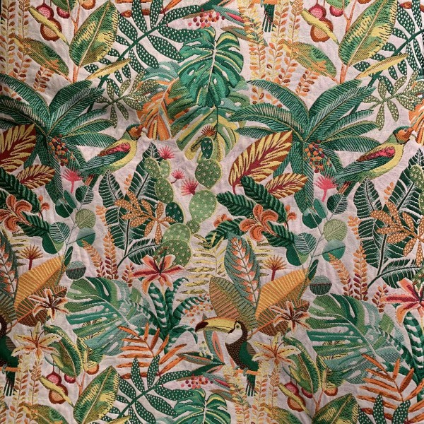 Jacquard Summer Jungle