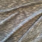 Jersey feine Streifen dunkelblau