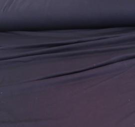 Jersey dunkelblau Bambus-Viskose