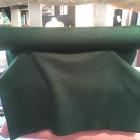 Walkstoff grün