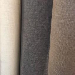 Baumwolle Polsterstoff beige gräulichbeige