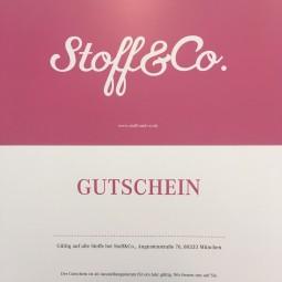 Gutschein 65 EUR
