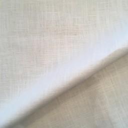 Leinen Ecru weiß