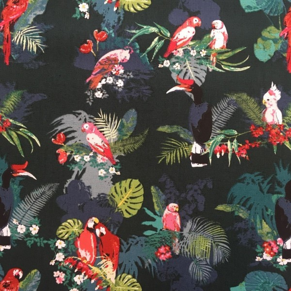 Baumwolle AGF tropic Birds