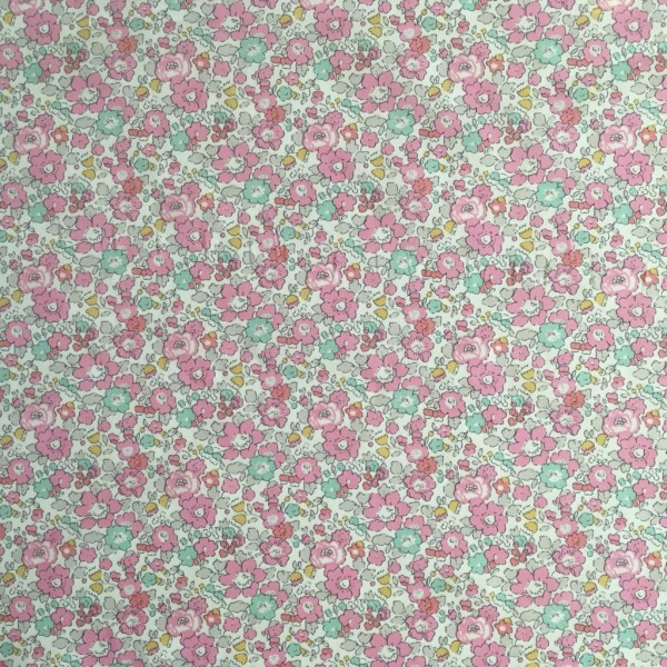 Liberty Fabric Betsy Ann