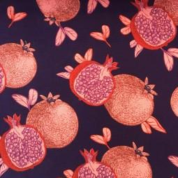 Canvas Granatapfel