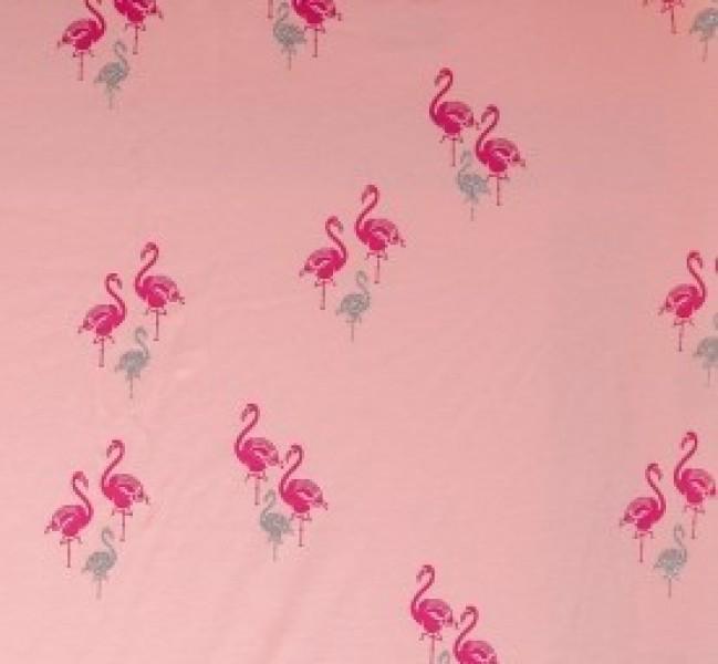 JERSEY Flamingo rosa