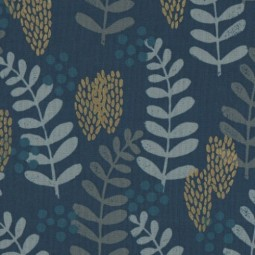 Fern dell blue gold Imagined Landscape