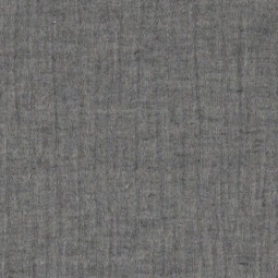 Winter Mullstoff Double Gauze grau